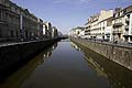 Water in a city : Rennes (France)